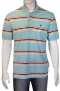 Camisa Polo Lacoste Transversaux PH1486