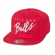 Boné Chicago Bulls Mitchell & Ness II
