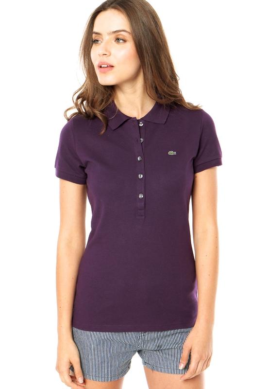 Hellás Fashion Store. .Lacoste Camisas feminino Camisa Polo Lacoste ... 322e8a08f5