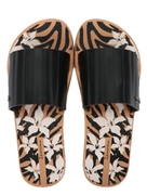 Slide Ipanema Way Print Caramel